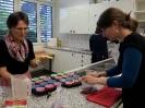 Muffins und Cupcakes
